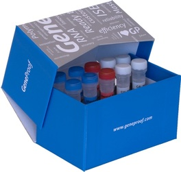 GeneProof Flu Multiplex PCR Kit, 50 reactions, Reference: FLU-GP-050